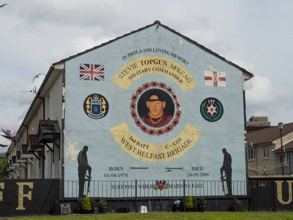 See the Shankhill Murals