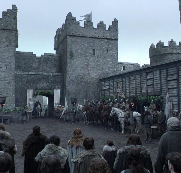 Game of thrones south,tour,Royal,visit,