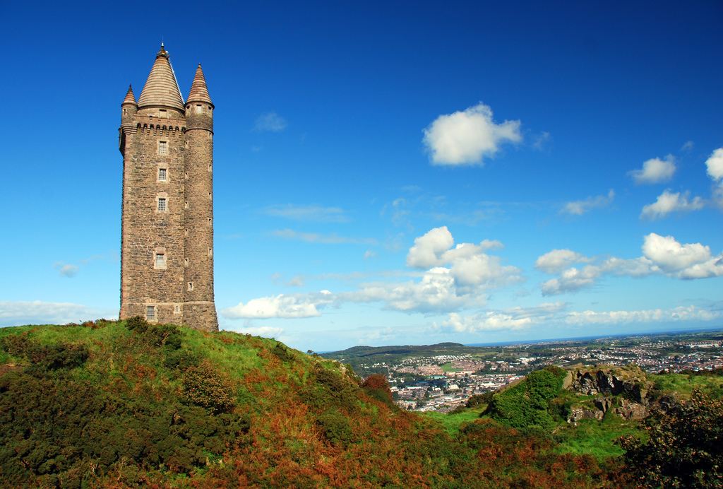 Scrabo Tower 1